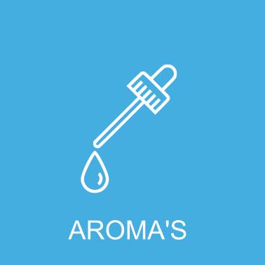 aroma's en e-liquids voor esigaretgebruik