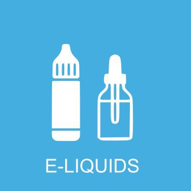 eliquids en aroma voor e-sigaretten