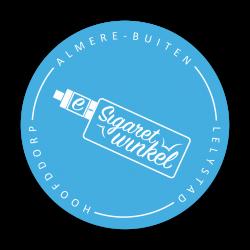 blue-white-logo esigaretwinkel almere lelystad en hoofddorp